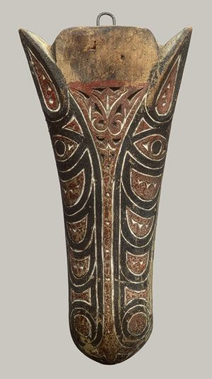 Architectural Ornament, late 19th–early 20th century Toba Batak people, Sumatra, Indonesia