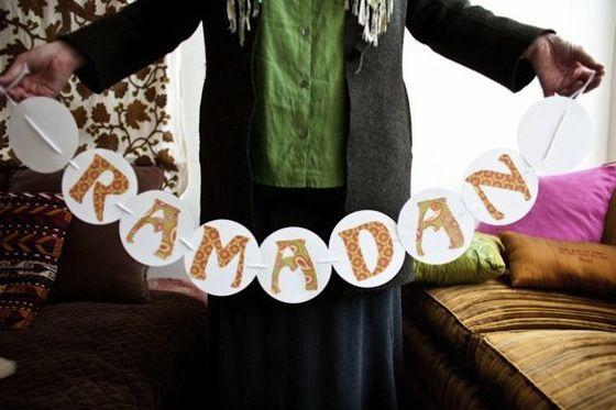 Ramadan banner- Ramadan Crafting I