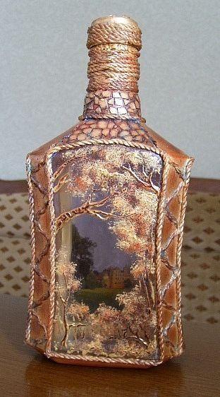 Bottle & Glass Transformation