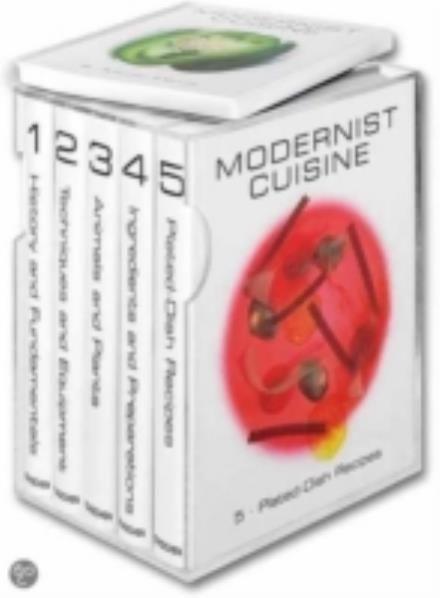 Modernist Cuisine af Nathan Myhrvold (3958,57,-)