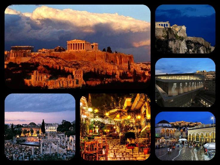 #Athens #city #Greece