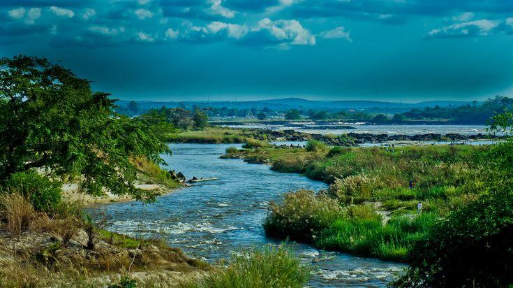 Река, Конго, Африка