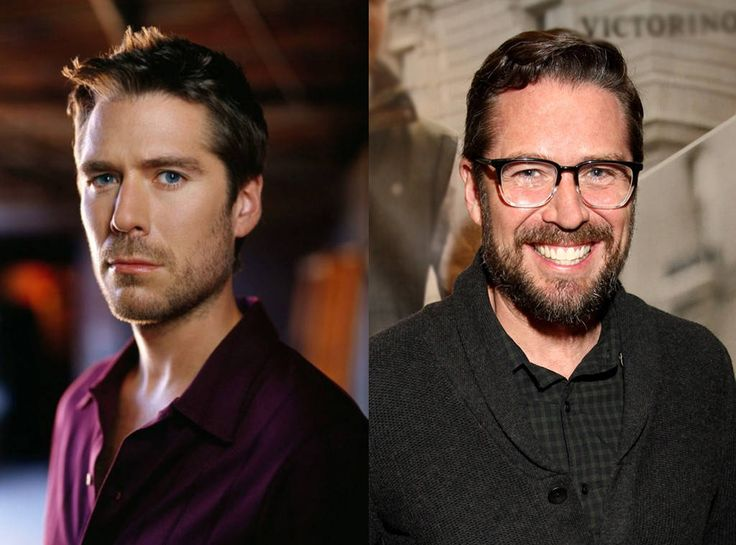 Alexis Denisof from Buffy the Vampire Slayer: Where Are They Now?  Alexis Denisof's character Wesley Wyndam-Pryce, Watcher and part-time rogue demon hunter, had a short but important role on Buffy season three, after which he went on to co-star alongside David Boreanaz and Charisma Carpenter in the spin-off show Angel. We're still not over how cute it is that he's married to Buffy co-star Alyson Hannigan (who played Willow, of course). They have two children together.
