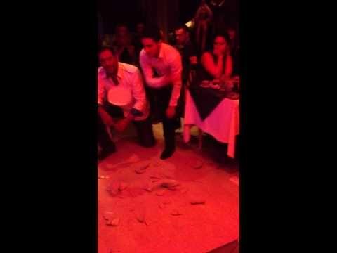 ZEIBEKIKO ζεϊμπέκικο DANCE by Melis Dündar - YouTube