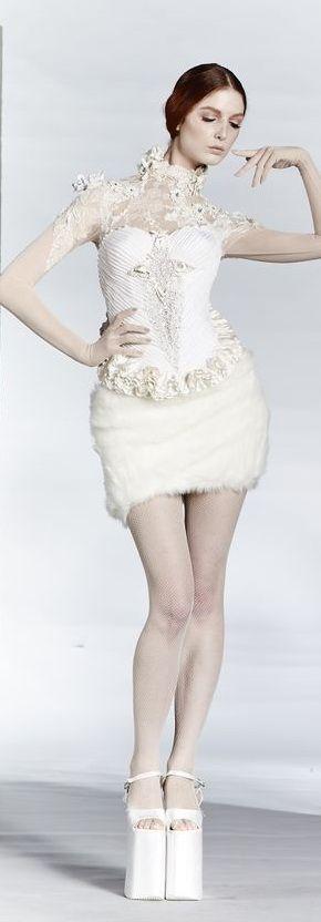 Dar Sara - Couture - 2013 collection