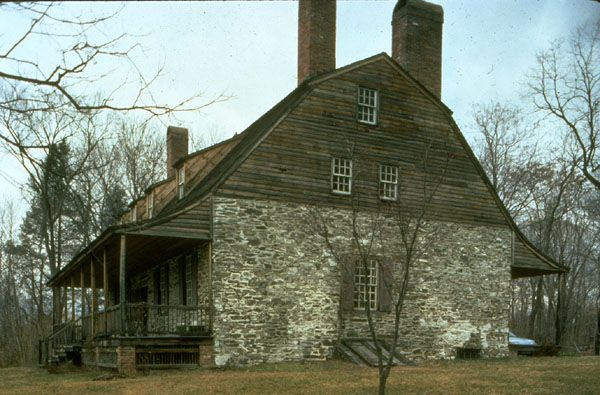 Dutch Verplanck House Beacon Ny C 1730 Residential