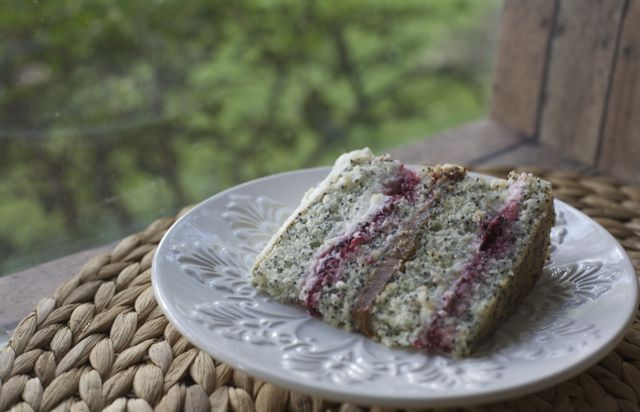 receta torta de amapola