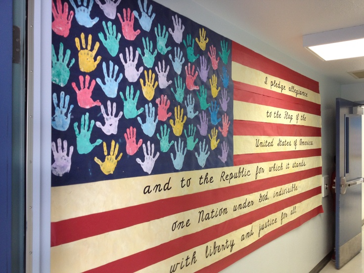 28 best images about bulletin board ideas on pinterest for American flag decoration ideas