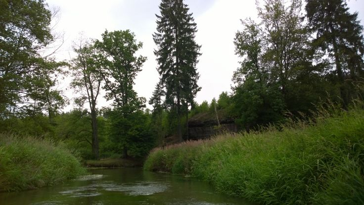 Czech Adventures event - Passing the nature with canoe
