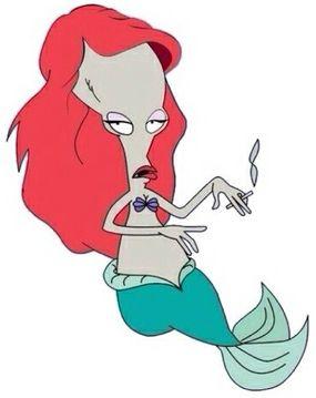 Disney Punk Ariel