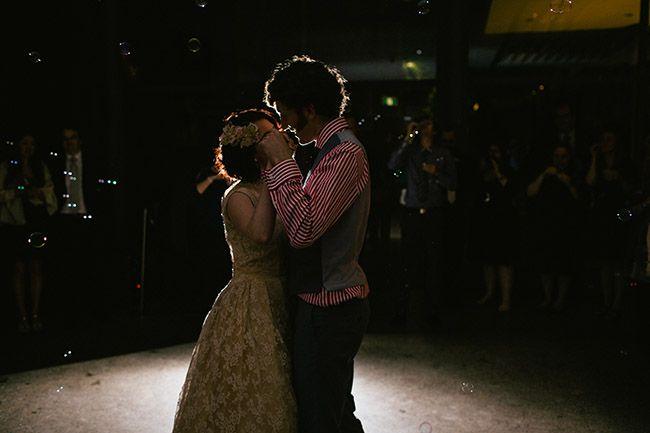 Vintage Bride ~ Jacinta & Jacks Shotgun-Chic Vintage Wedding ~ Thomas Stewart Photography ~ #brideandgroom #vintagewedding