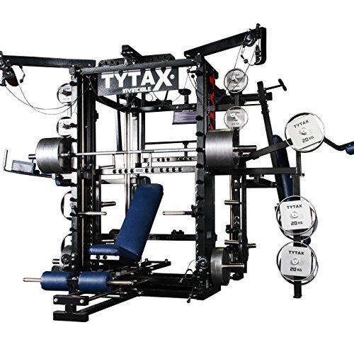 TYTAX-T3-X-ULTIMATE-HOME-MULTI-GYM-MACHINE-FITNESS-EQUIPMENT-BEST-FREE-WEIGHT-PRO-WORKOUT-EXERCISE-BENCH#homegyms #fitness