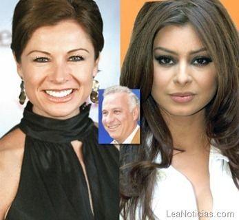 """Las """"rompe hogares"""" más famosas de México y sus víctimas - http://www.leanoticias.com/2011/12/02/las-rompe-hogares-ms-famosas-de-mxico-y-sus-vctimas/"""