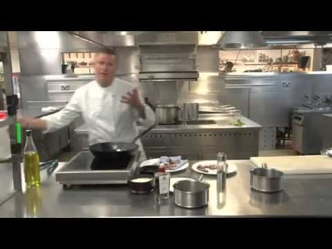 Chef Theo Randall Shows You How To Cook The Perfect Liver
