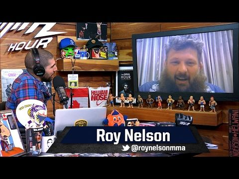 MMA Roy Nelson Says Decision to Sign with Bellator Came Down to 'Quality of Life'