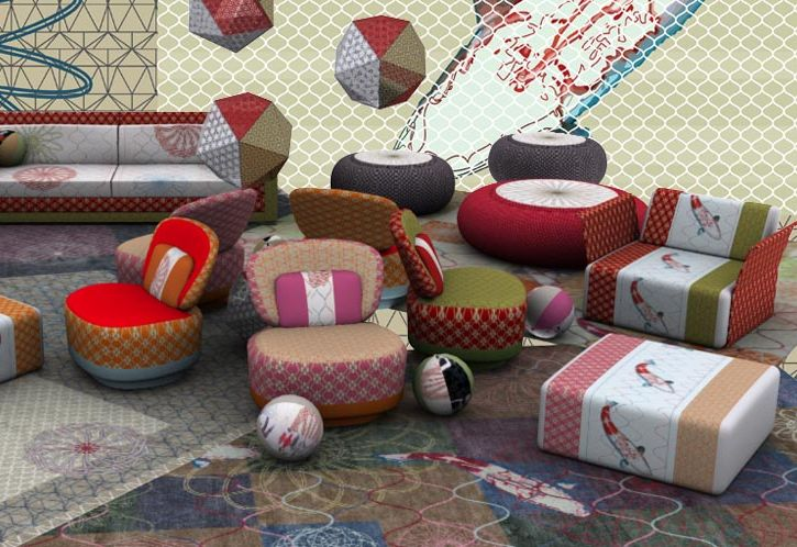 Sushi Collection by Edward van Vliet