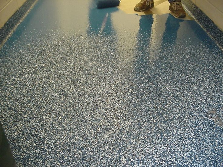 Flooring Epoxy Floor Paint