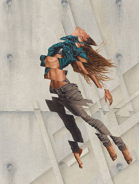 Breaking Point (Project Room) - by James Bullough
