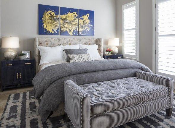 Calming Bedroom Artwork