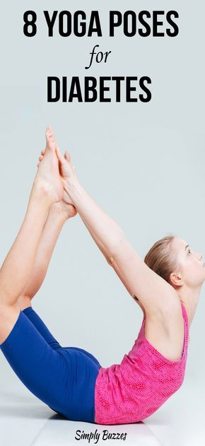 8 Easy To Follow Yoga Poses For Diabetes Yoga For Beginners http://www.simplybuzzes.com/yoga-for-diabetes/