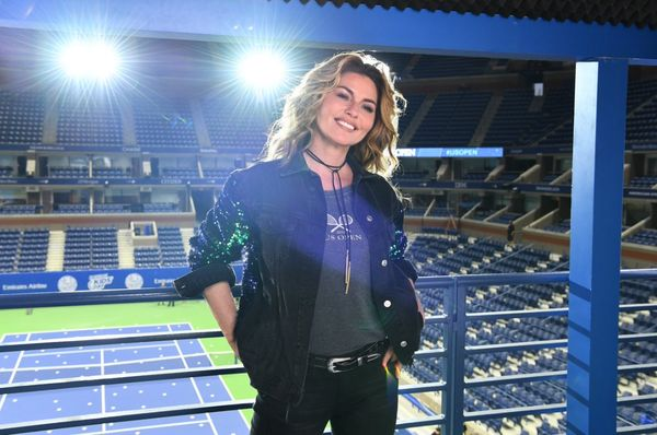 Shania Twain Celebrated Her Birthday By Performing A Medley Of Her Greatest Hits At The US Open