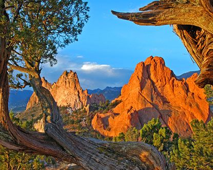 Garden Of The Gods Colorado Springs Co Colorado Oh The Places I 39 Ll Go Us Canada