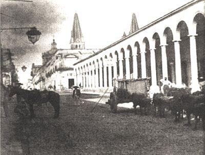 Portal De San Agustin