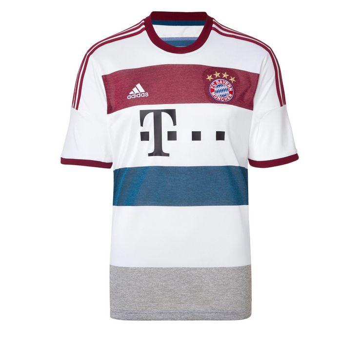 Maillot de foot Bayern Munich Exterieur 2014/2015