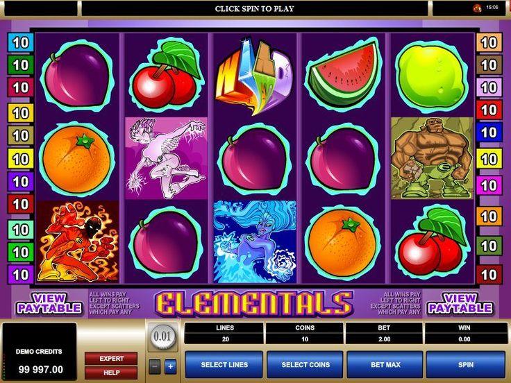 Tente agora absolutamente grátis Caça-Níqueis Elementals - http://cacaniqueis77.com/elementals/ - http://cacaniqueis77.com