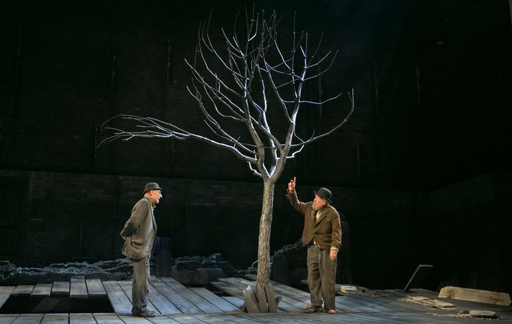"""Of all the existential questions raised by Samuel Beckett's """"Waiting for Godot,"""" one that persists is the correct pronunciation of the name."""