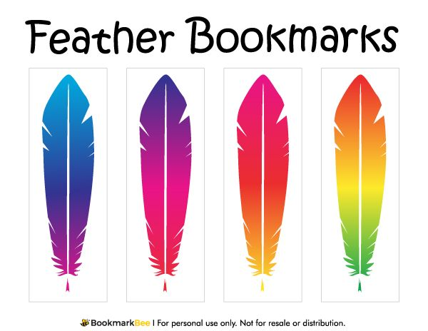 100 Best Printable Bookmarks At Bookmarkbee.Com Images On
