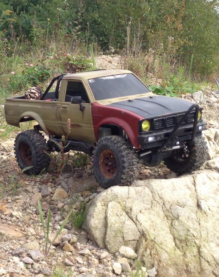 20 best Trail trucks images on Pinterest | Rc crawler, Rc cars and Cars