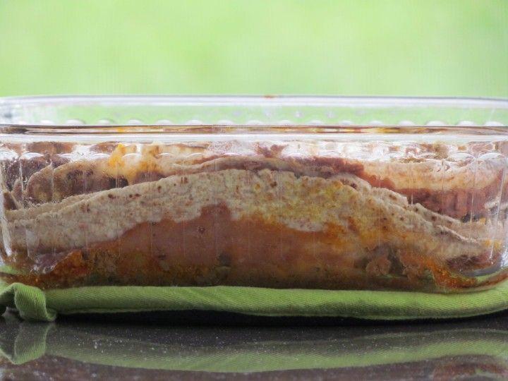 Burrito Pie Recipe   Thriving Home
