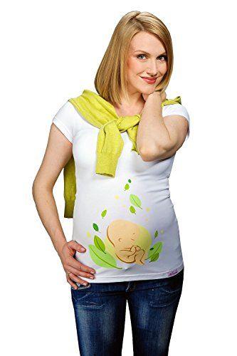 My Tummy T shirt premaman Bambino sulla foglia bianca L (large) My Tummy http://www.amazon.it/dp/B00NNOMYIG/ref=cm_sw_r_pi_dp_u4T.ub0SGYQD2