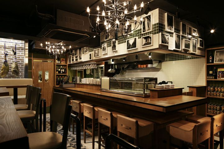 Pin By Ayok Design On Proyecto Restaurant Design
