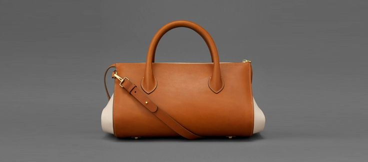Gladstone overnight bag by Globetrotter. Lovely.