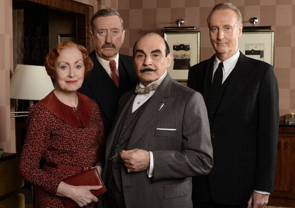 'Agatha Christie's Poirot' Comes to an End - NYTimes.com