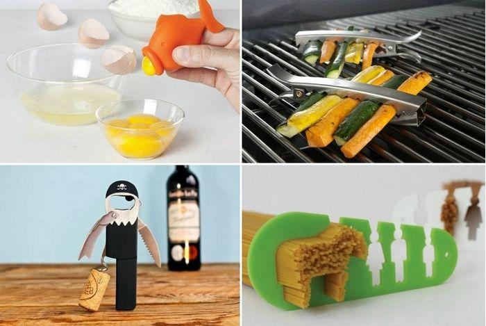 Оригинальные устройства для кухни.