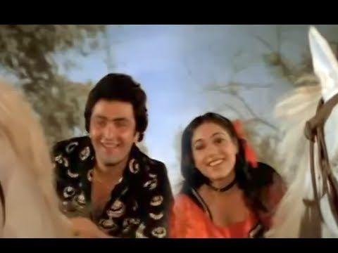 ▶ Ek Haseena Thi - Karz - Rishi Kapoor, Tina Munim & Simi Garewal - YouTube