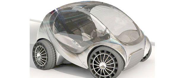 O masinuta electrica pliabila construita de un grup de companii din Tara Bascilor se ambitioneaza sa devina un autovehicul urban al zilelor de maine in orase ale caror norme de poluare vor deveni nule...