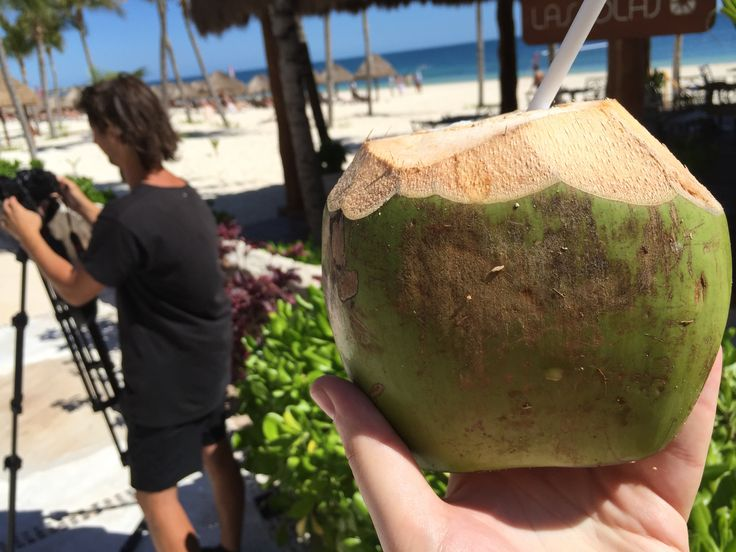 Coconut water done RIGHT