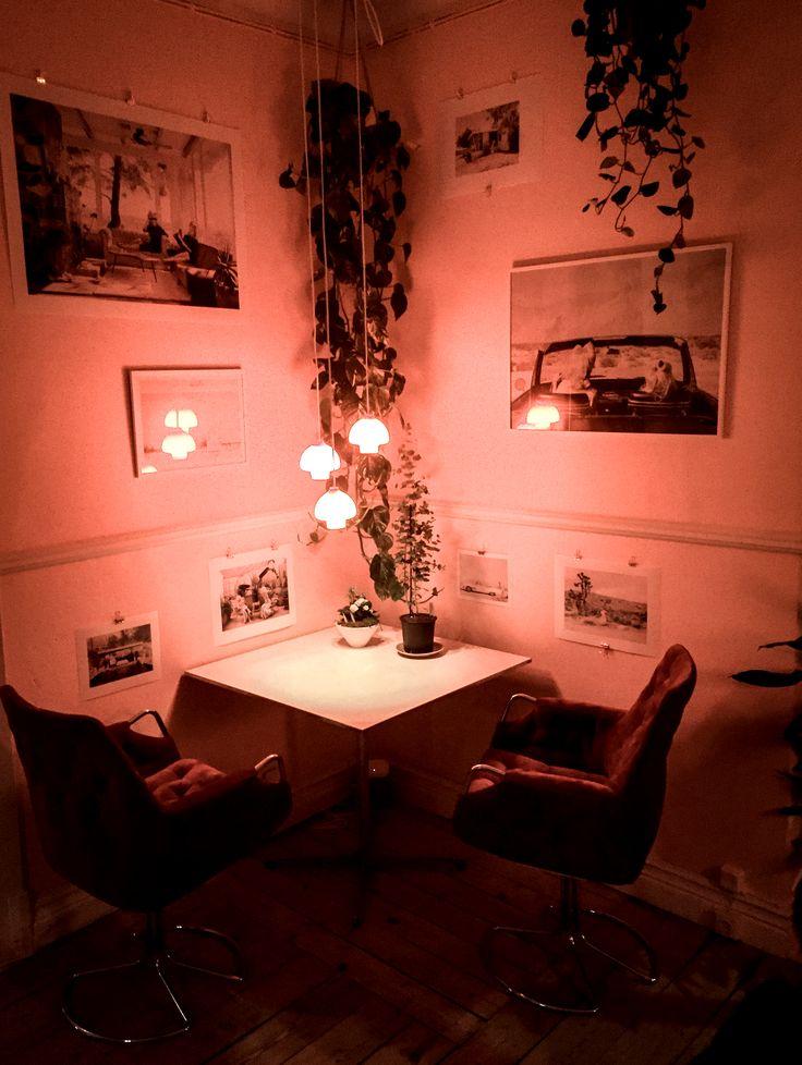 Interior at Cafe Dornonville : Coffee & Tea Lounge in Malmö, Sweden