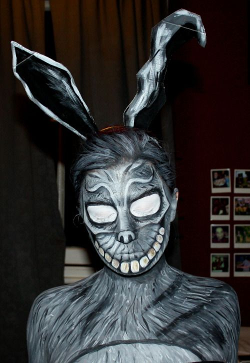 donnie darko frank costume | Tumblr