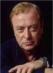 Actor Michael Caine - born in 1933 Also David McCallum, and James Brown