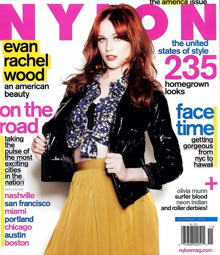 #nylon magazine