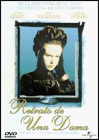 Retrato de una dama (1996). Reino Unido. Dir.: Jane Campion. Drama. S. XIX. Romance – DVD CINE 2350