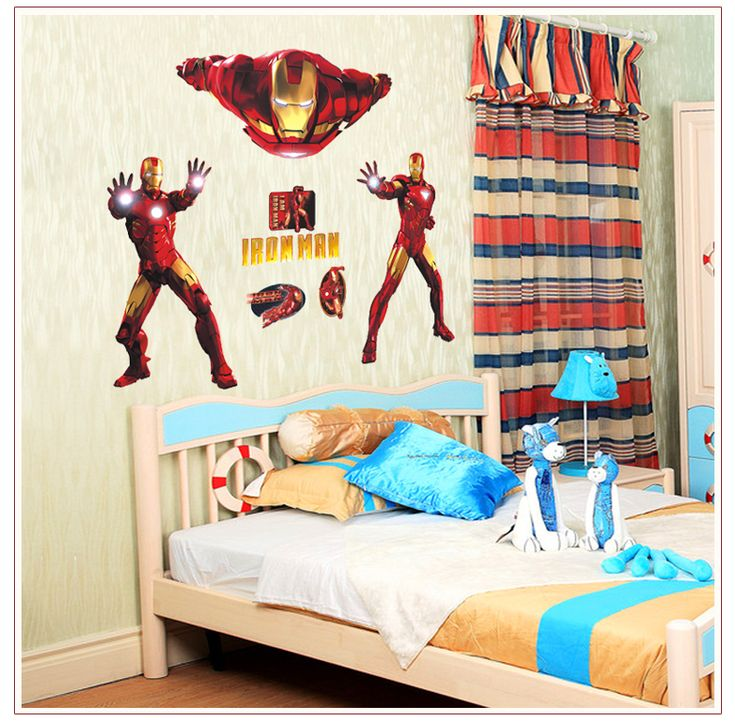 Best Home DecorationWall Sticker Images On Pinterest Wall - Spiderman wall decals uk