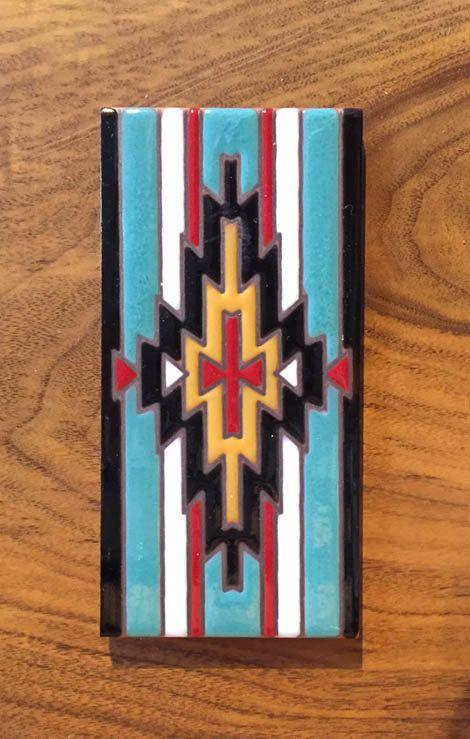 3 x 6 alfombra Navajo tradicional mano por CarlyQuinnDesigns