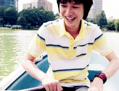 Kanata Hongo your smile >,< #KanataHongo