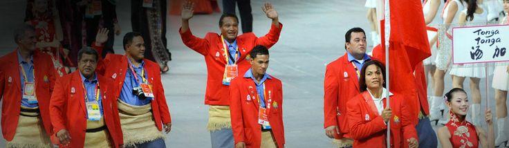 Tonga | Tonga Sports Association and National Olympic Committee | National Olympic Committee London 2012